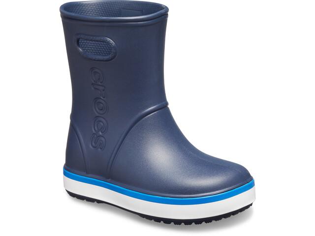 Crocs Crocband Rain Boots Kids navy/bright cobalt